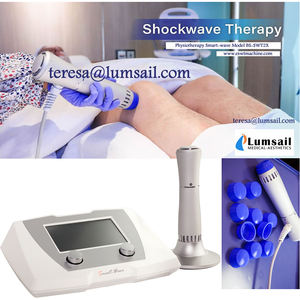 BS-SWT2X Mini home use radial shockwave physiotherapy pain relief shock wave therapy equipment