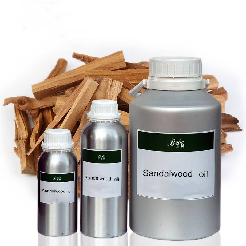 Baolin Woody & Earthy Aroma to Increase Focus - Acne Treatment for Dry Skin - 100% Pure Therapeutic grade Sandalwood oil