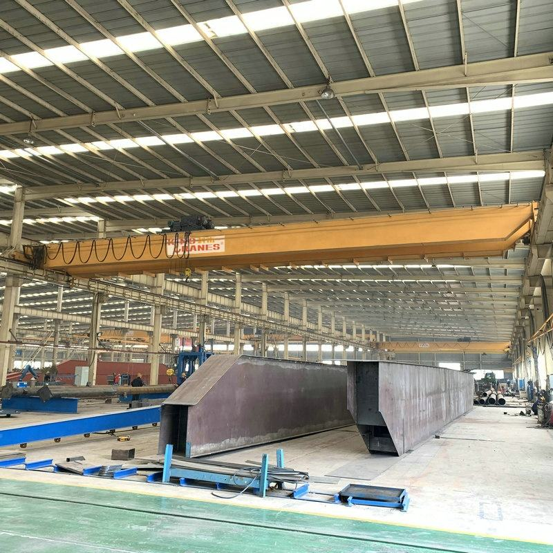 High quality factory price double girder overhead crane price