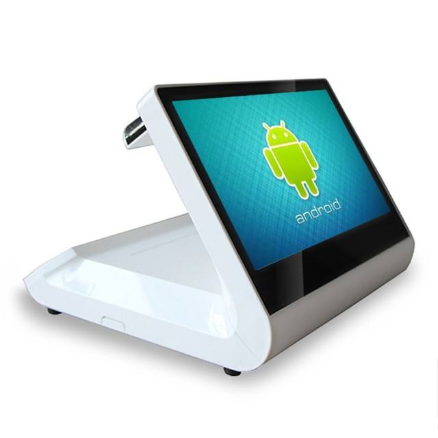 Best price Pos Machine terminal system with 15.6 inch capacitive touch screen for retail store