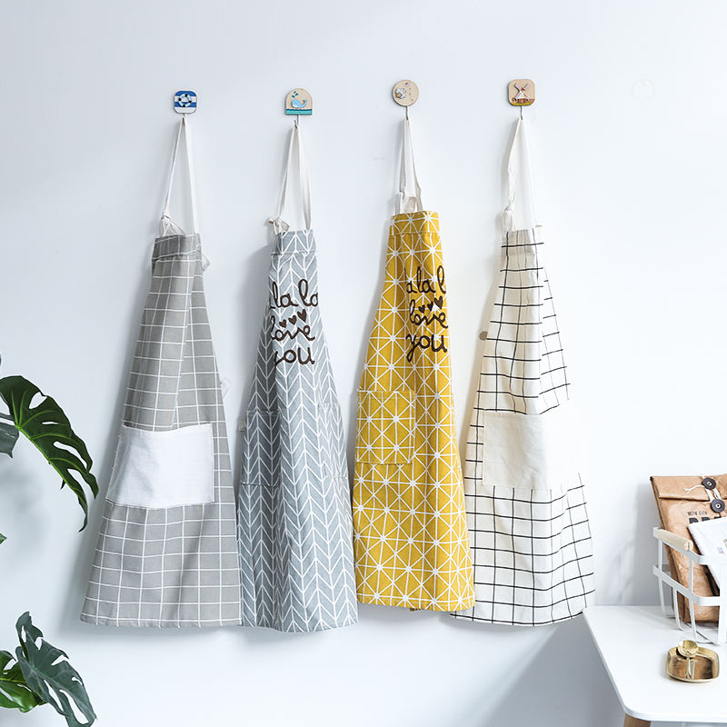 Non Woven Promotional Eco-friendly Recycle Fabric Cooking Apron