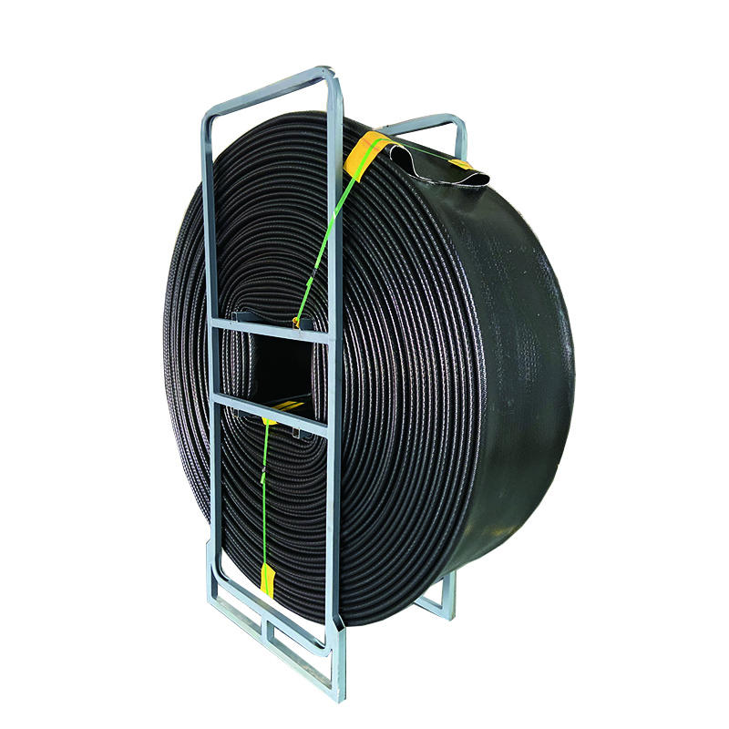 Top selling products 16inch DN400 150psi large diameter flexible tpu layflat flood water lay flat hose