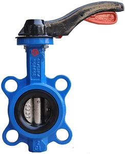 DN50 -DN2000 PN10-PN40 Cost-effective Products Lug Type Concentric Wafer Butterfly Valve