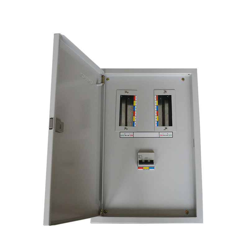 12 way distribution board 100 pair outdoor box indoor