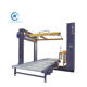 Automatic unmanned pallet wrapper wrapping machine stretch film dispenser for fertilizer