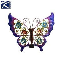 New Arrival Garden Decoration Metal Home Wall Decor Art Butterfly Metal Wall Decor