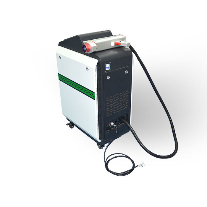 LEIZE Laser cleaning machine for Derusting and surface cleaning for sale