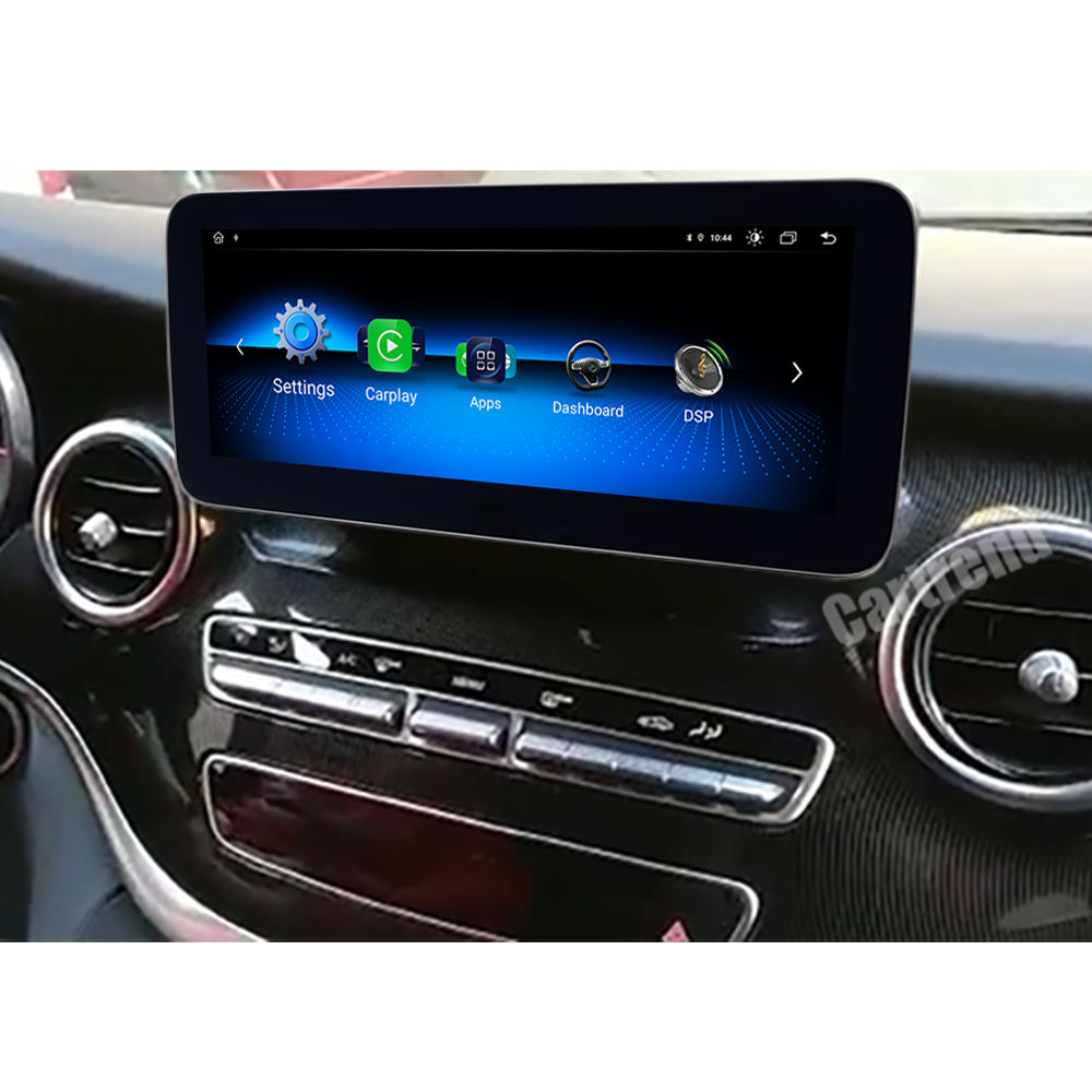 V Klasse W447 Screen Facelift <span class=keywords><strong>Ondersteuning</strong></span> Carplay Android Auto