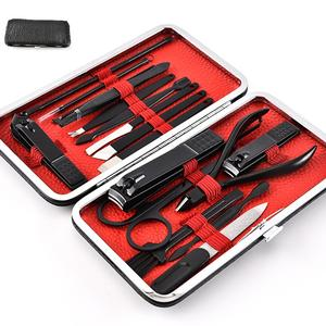Wholesale German Small Double Action Nail Clippers Set Manicure Sets