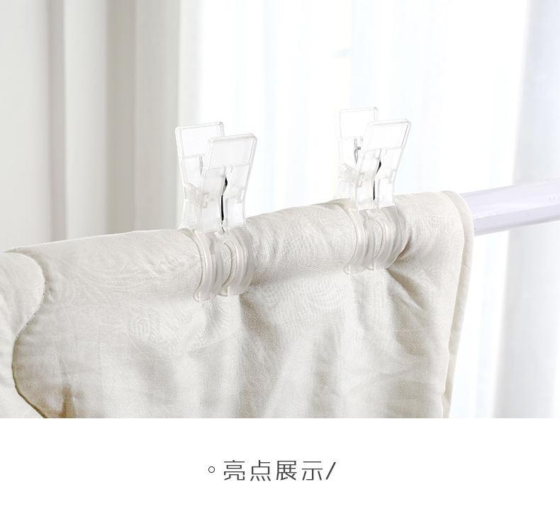12pcs Bra Socks hangers racks Clothespin beach Towel Clips bed sheet Clothespins
