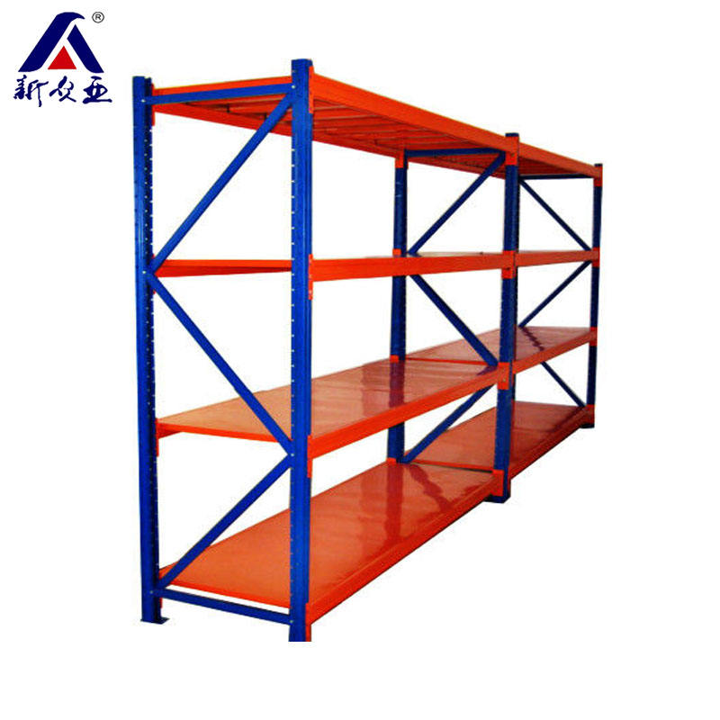 Storage Shelf Widely Used Warehouse Storage Medium Duty Metal Rack Shelf