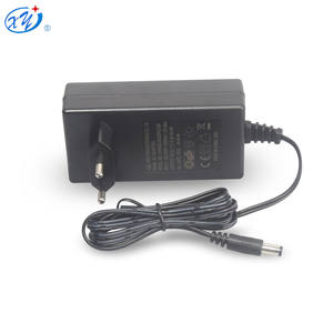CE GS 12vdc power supply 50W wall mount ac adapter