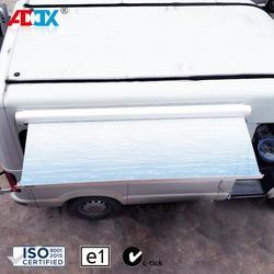 Retractable  RV Awning Manual  Caravan motorhome camper RV awning  100% waterproof