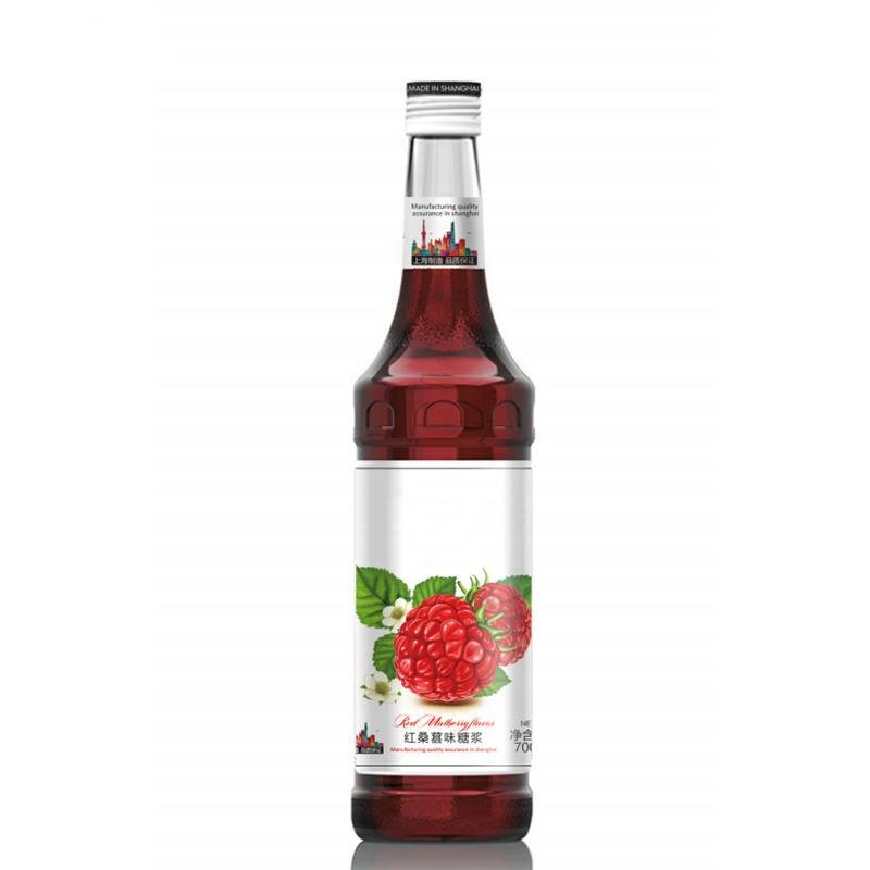 Raspberry Syrup Liquid Flavour