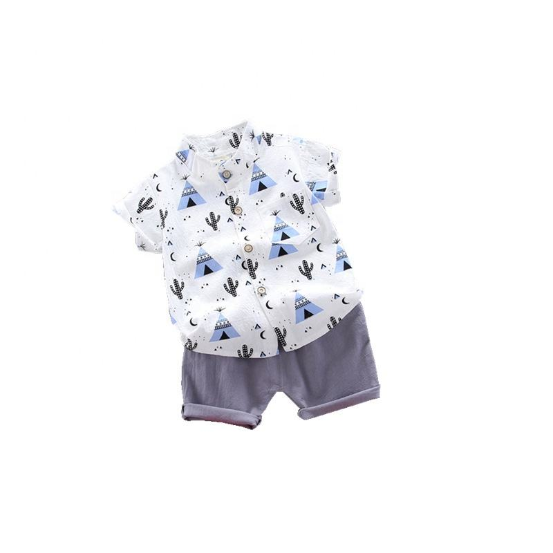 100% cotton wholesale baby boys' clothing sets packaging designers clothes newborn gift set