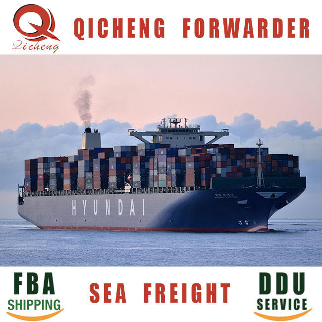 Quality international sea freight forwarder form china to australia Amazon fba