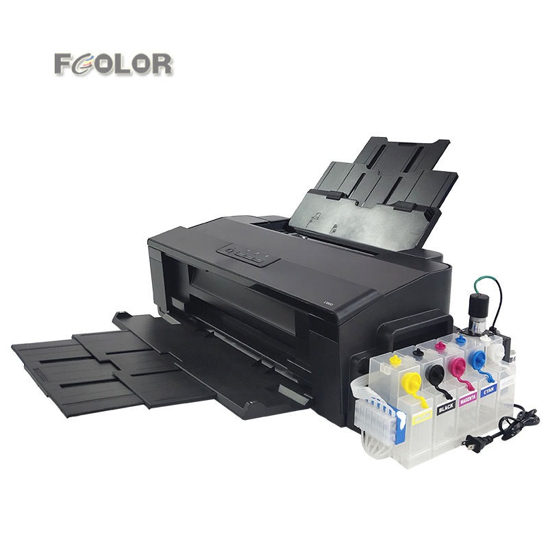 L1800 A3 Direct Print Pet Film Dtf Printer Voor Epson