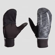 Custom Touchscreen Waterproof Soft Running Gloves with Mittens Shell
