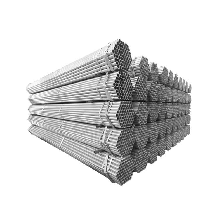 BS1387 4 inch hot dipped galvanized steel pipe, ASTM A53 s275 pre galvanized steel pipe with threaded and coupling