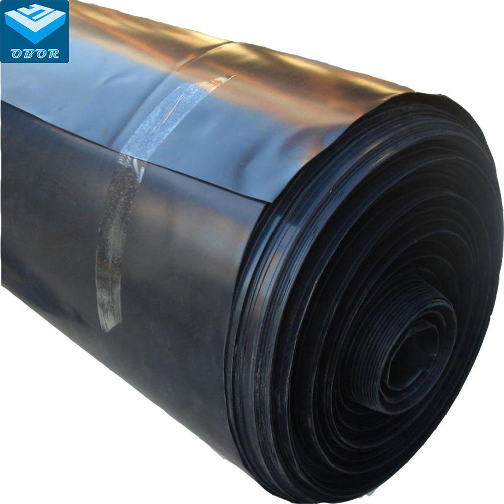 fish ponds ldpe lldpe geomembrane membrane sheets