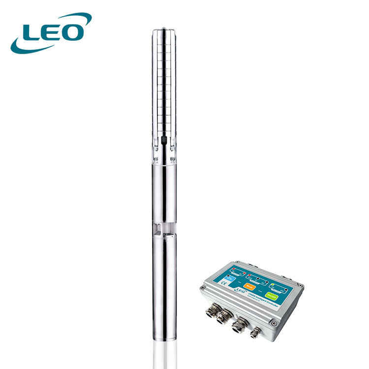 LEO High Pressure Solar Pomp Water Pump