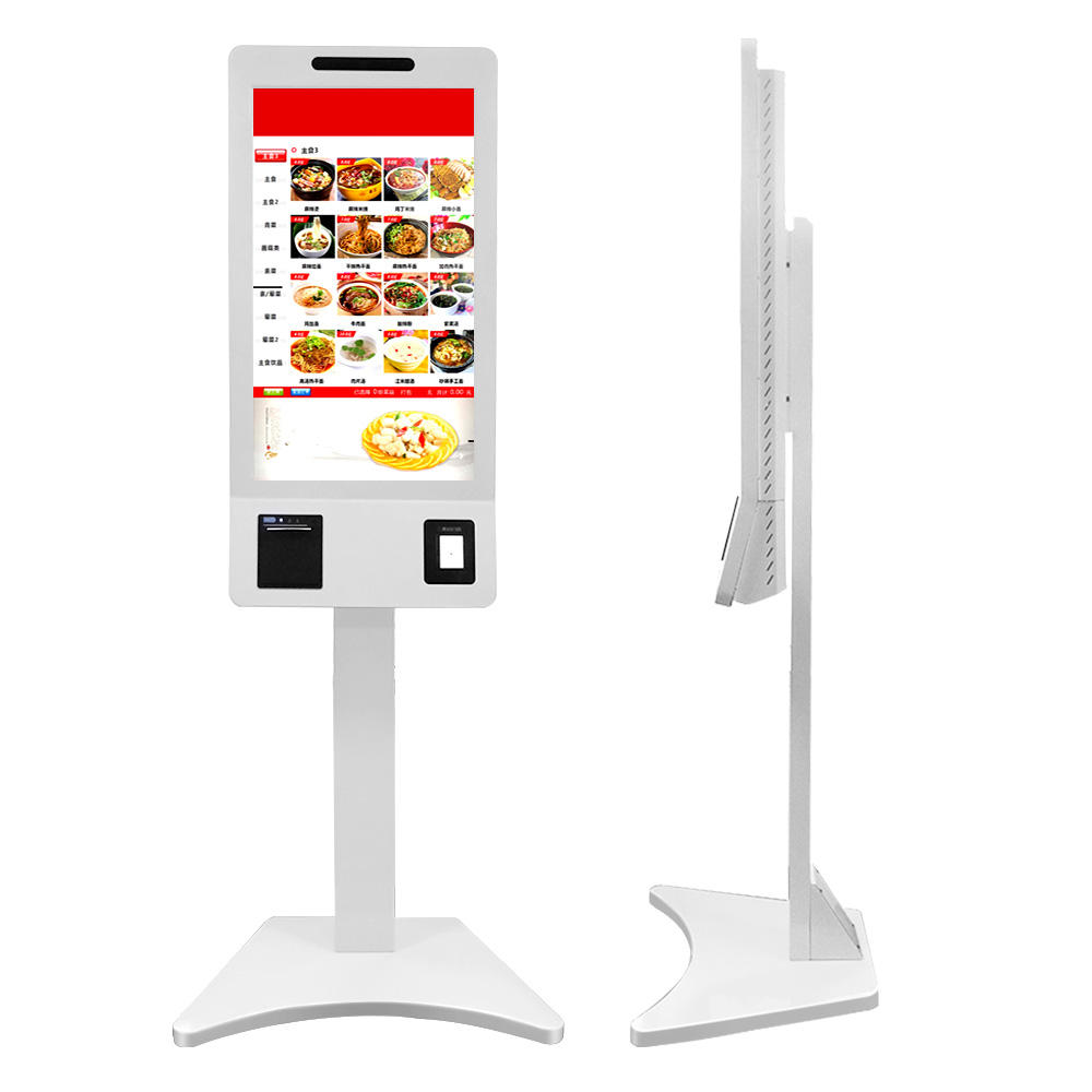 self service payment kiosk information mastercard machine touch screen payment terminal kiosk with ticket printer