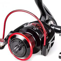 Spinning Reels Freshwater Sea Fishing Reel Black Ball Bait Wheel Pcs Color Drop Gear Water