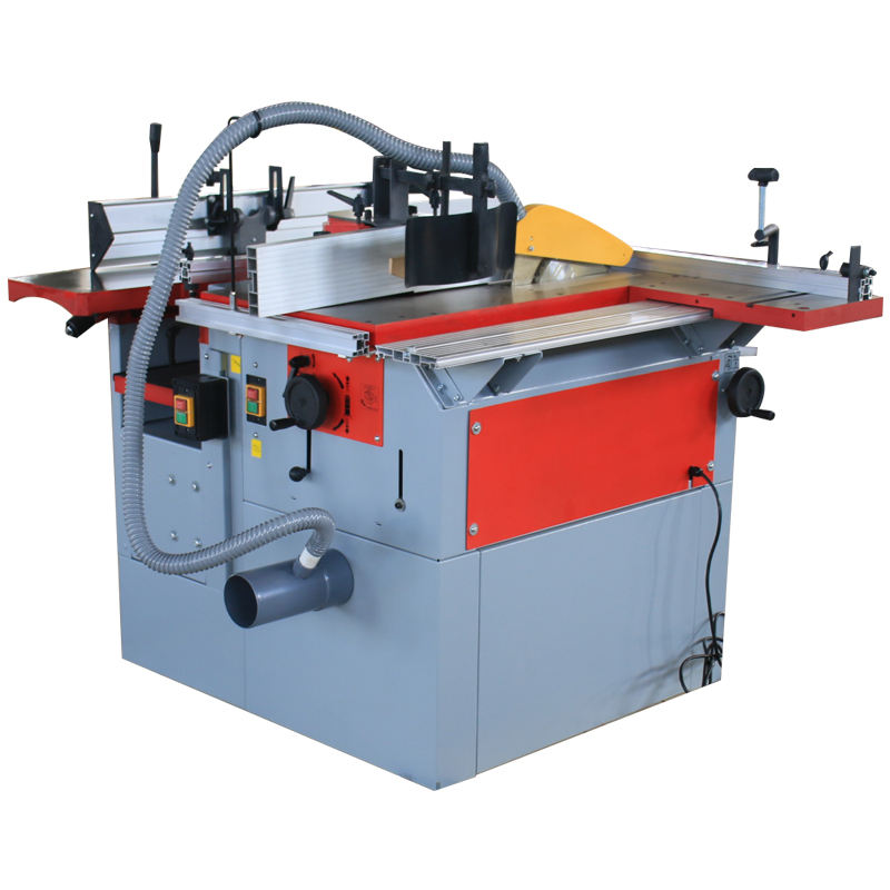 5 function multifunction combination woodworking machine