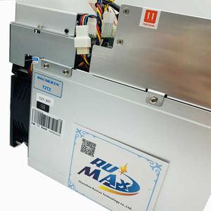 Rumax Used Miner Innosislicon T2T 30T SHA-256 Algoritham 2200w High Profitable Miner T2T 30T Miner T2T Second Hand