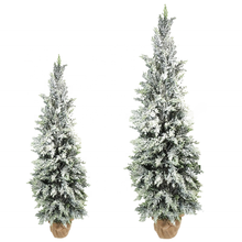 "59"" Christmas Seasonal decorative artificial Christmas pine tree decoration trees"