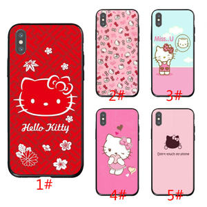 Hot Fashionable Hello Kitty on sell phone Accessories cover for iphone 11 phone cases manufacturer