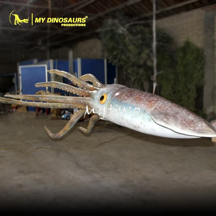 MY Dino-N1007 Simulation octopus lifesize marine animals model for sale