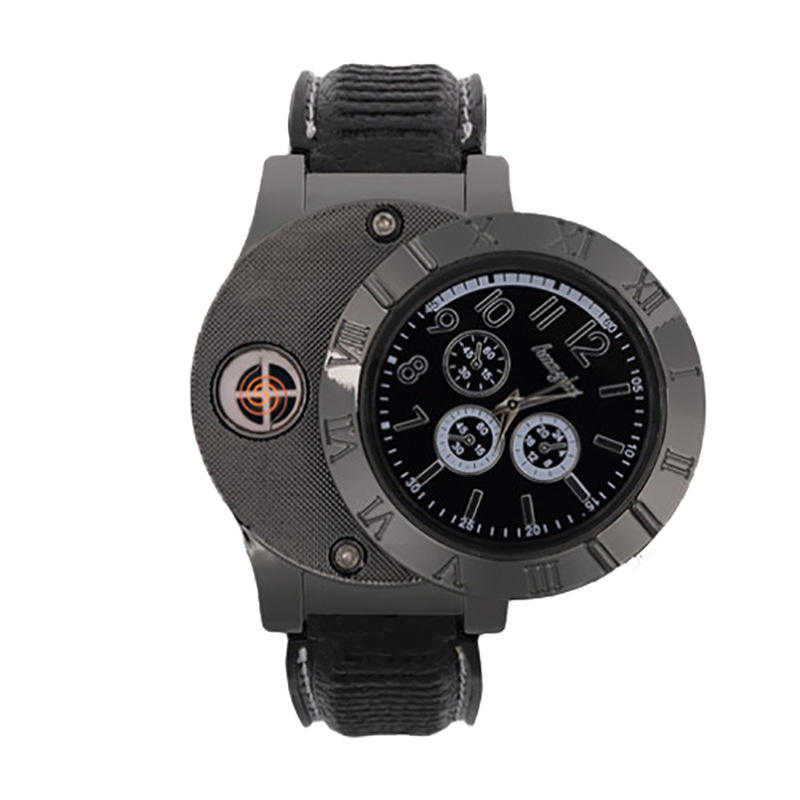 Chargeable Cigar Lighter Usb Watch
