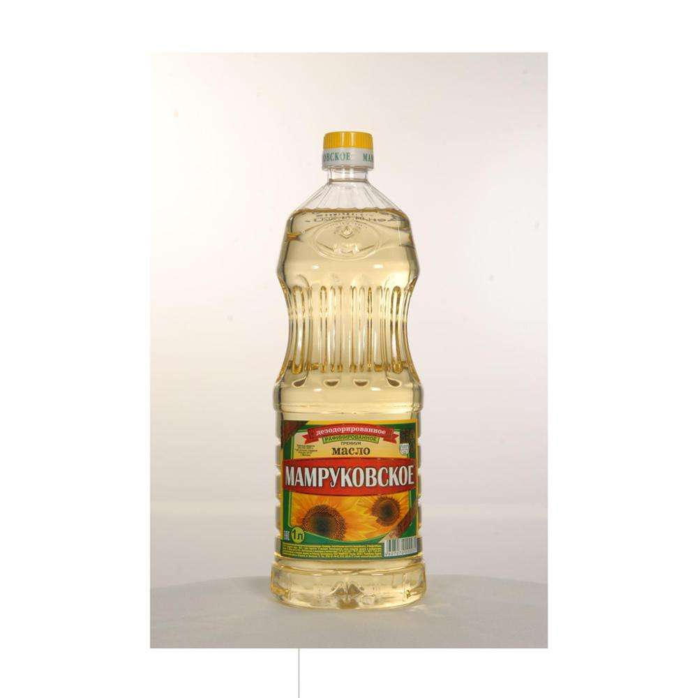 High quality sunflower oil made in Russia OEM 100% purity Murakowski