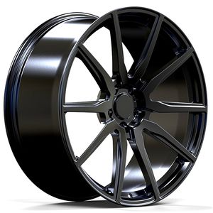 Custom 1 pieces forged wheel   alloy wheel rims for luxury cars