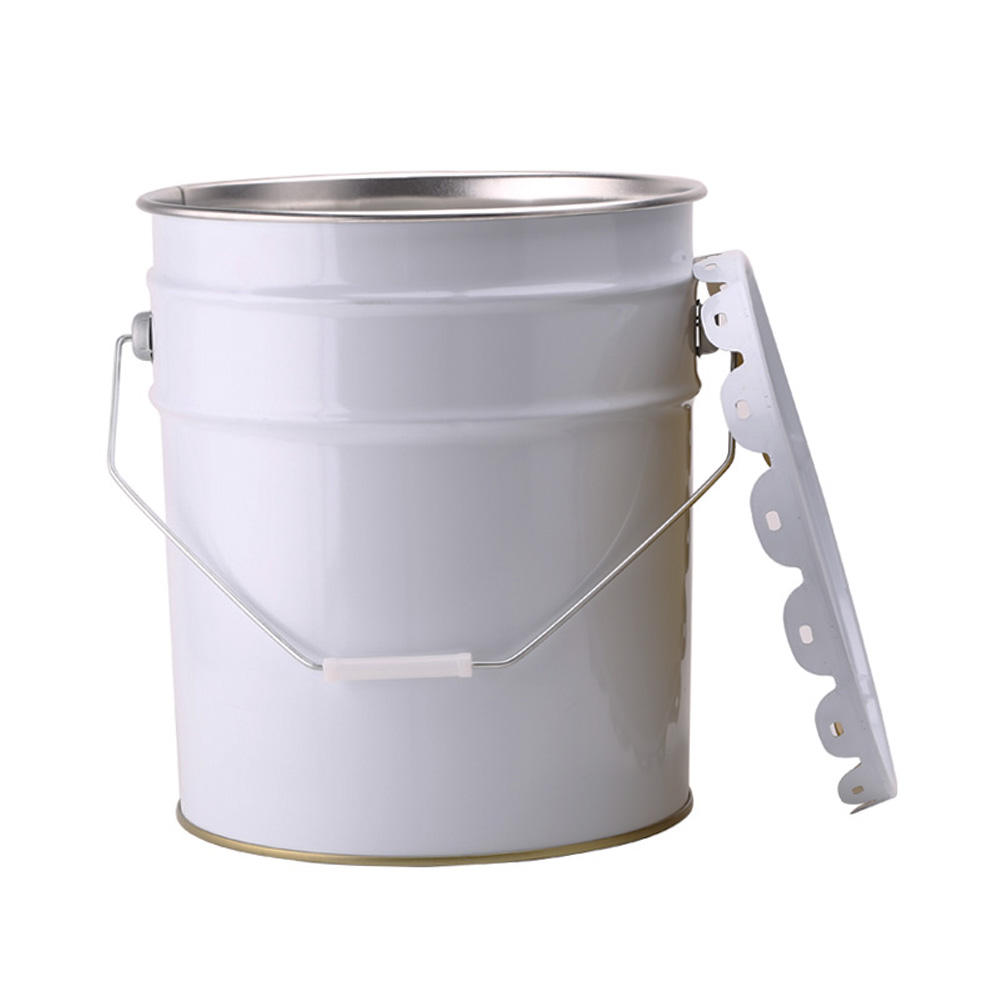 20l jerry small round gallon metal cans oil storage drum