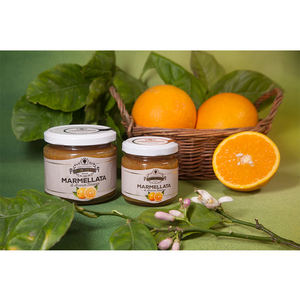 Italian Orange Marmalade Jams Foods
