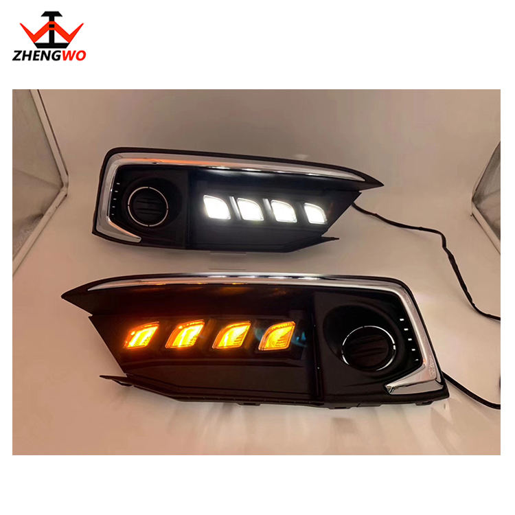Civics 10 gen led daytime running light 2019