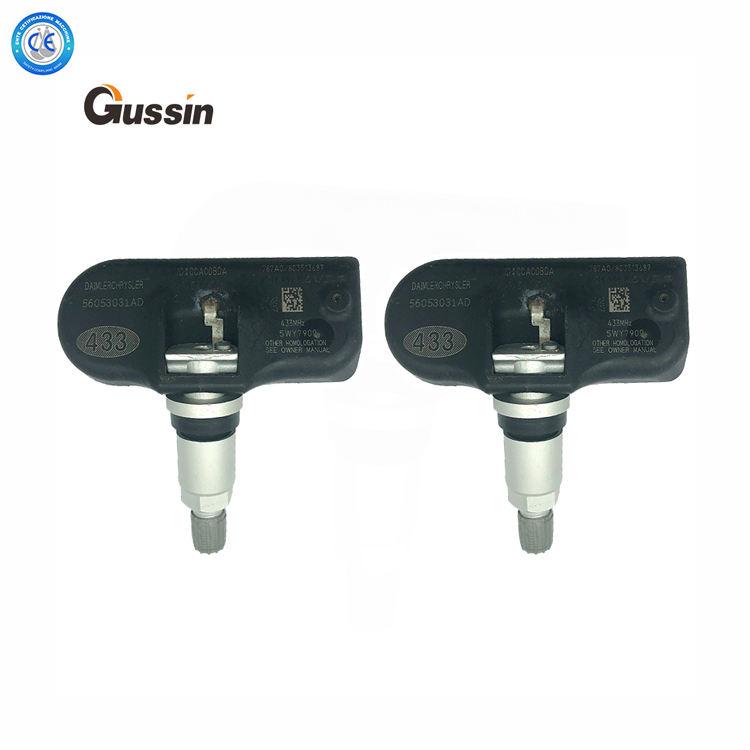 Sensore di pressione pneumatici TPMS OEM # 13598773 TP3040050
