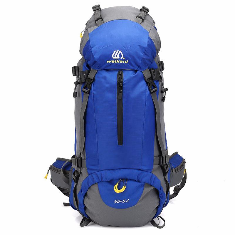 Camping Rucksack Hiking Bags Mountaineering Backpack