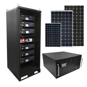 Photovoltaik 30kw off grid energie solar panel system mit batterie