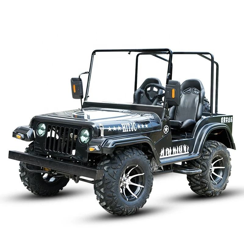 Wholesale CE Approved 250CC 2 Seats Mini Jeep UTV For Adult