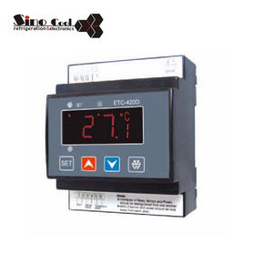 ETC-420D Temperature Controller Digital Type For Refrigerating
