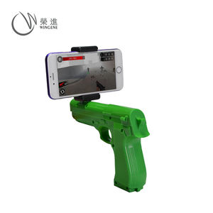 Newest Bt Toy Gun Virtual Reality AR Gun with 3D virtual games guns for mobile phone