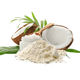 Free sample organic coconut milk powder