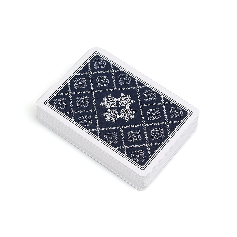 China suppliers new products high quality waterproof plastic playing cards custom Playing cards Oem