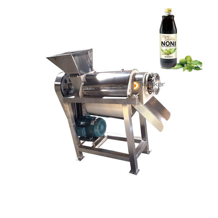 price noni fruit juice concentrate drink making machine / pure aloe vera juice machine