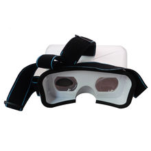 "3D VR Virtual Reality Headset 3D Glasses for 3.5""-6.0""Smart Phones"