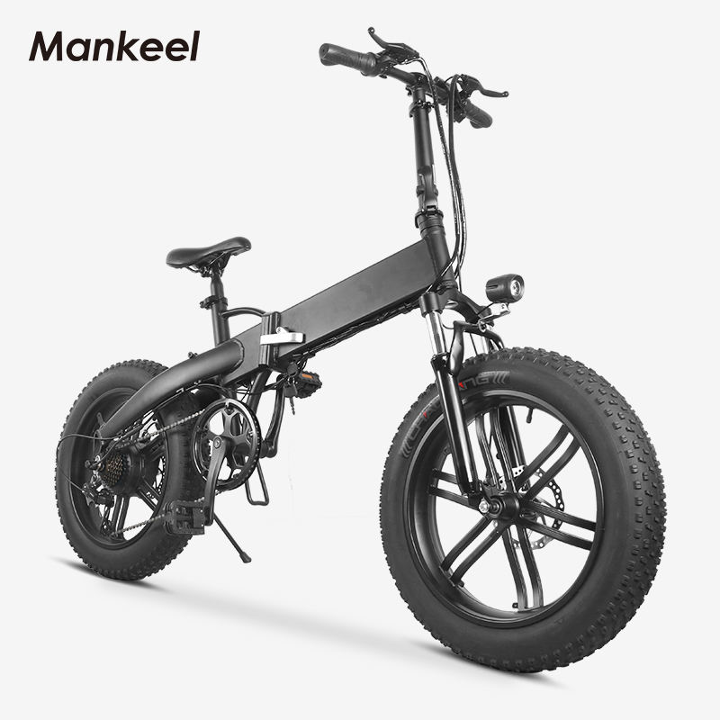 "20"" Adult Electric Bicycle with Lead acid Battery Electric Bike Ebike with LCD Display for adult"