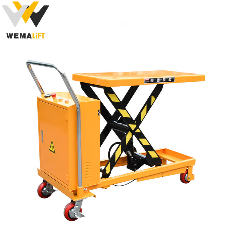 Es100 electric lifting table for sale elevator lift tables truck